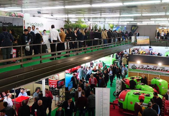Triple record at the 28th Agrotica  161,577 visitors at this year's event,  an increase of 12.53%