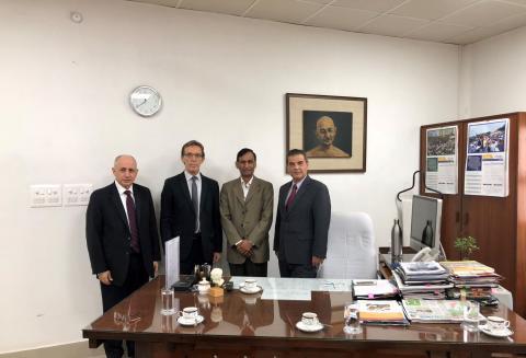 Πυρετώδεις οι προετοιμασίες για την συμμετοχή της Ινδίας  στην 84η ΔΕΘ ως Τιμώμενης Χώρας