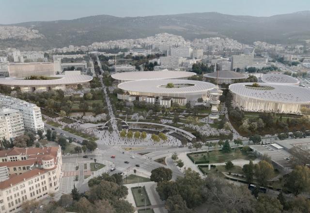 Ολοκληρώθηκε ο Διεθνής Αρχιτεκτονικός Διαγωνισμός  για την Ανάπλαση  του Εκθεσιακού και Συνεδριακού Κέντρου Θεσσαλονίκης