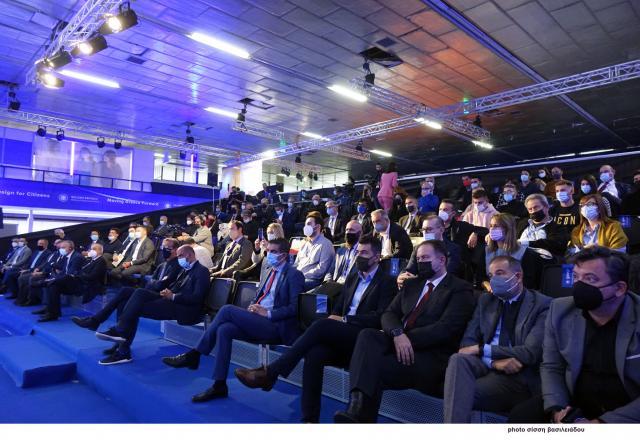 AI BEYOND Forum: Η τεχνητή νοημοσύνη  αλλάζει τη ζωή μας  Σε εξέλιξη η έκθεση καινοτομίας και τεχνολογίας Beyond 4.0
