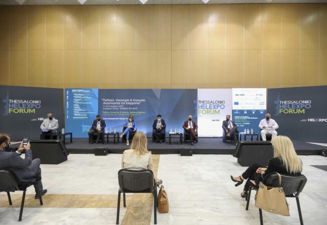 Thessaloniki Helexpo Forum: Κερδίζουν έδαφος τα υβριδικά εκθεσιακά γεγονότα, αλλά η εκθεσιακή δραστηριότητα παραμένει αναντικατάστατη
