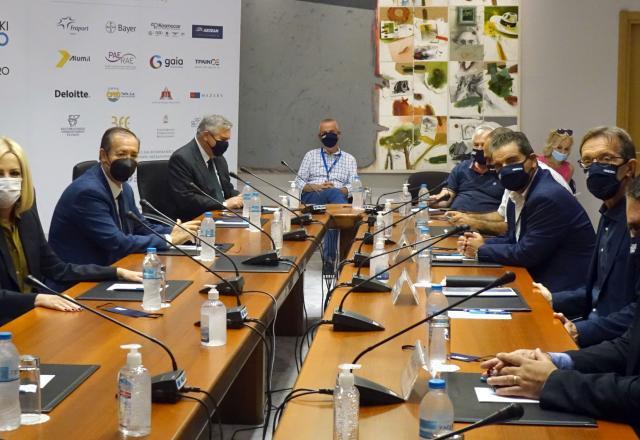 Να καθιερωθεί ως ένας ετήσιος θεσμός το Thessaloniki Helexpo Forum
