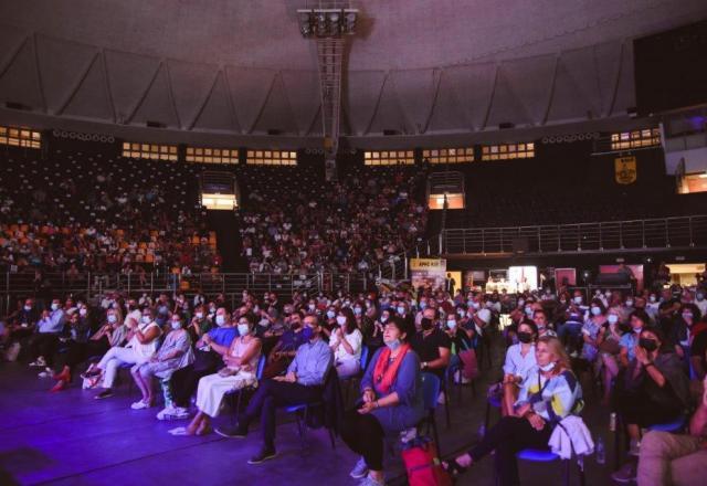 Συγκίνησε η συναυλία-αφιέρωμα της 85ης ΔΕΘ  στον Μίκη Θεοδωράκη