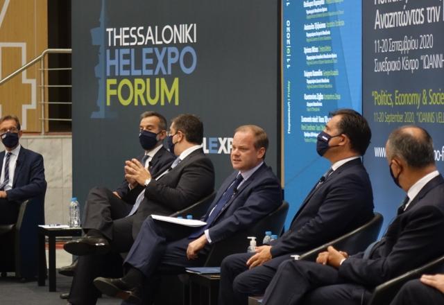 """Η Βόρεια Ελλάδα στην """"πρώτη ταχύτητα"""" των έργων και της ανάπτυξης"""