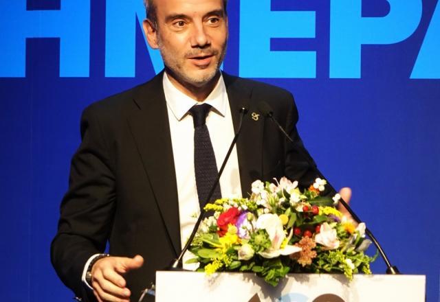 Εγκαινιάστηκε η πρώτη Beyond 4.0  στο Διεθνές Εκθεσιακό Κέντρο Θεσσαλονίκης  Στο επίκεντρο καινοτομίας και τεχνολογίας  η Θεσσαλονίκη για ένα τριήμερο