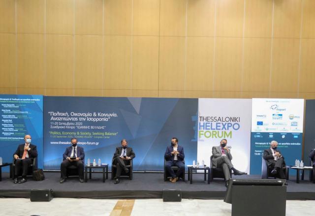 Thessaloniki Helexpo Forum: Μεταφορές και υποδομές ως εργαλεία ανάπτυξης