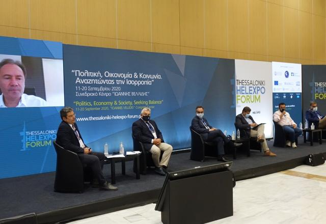 Thessaloniki Helexpo Forum: Covid-19 και Υγεία  στις νέες συνθήκες
