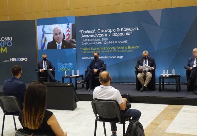 Σε Διεθνές Κέντρο Έρευνας και Καινοτομίας μετατρέπεται η Θεσσαλονίκη και η Βόρεια Ελλάδα