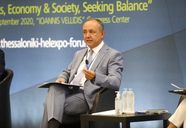 Thessaloniki Helexpo Forum: Προοπτικές και ευκαιρίες  για τη Θεσσαλονίκη